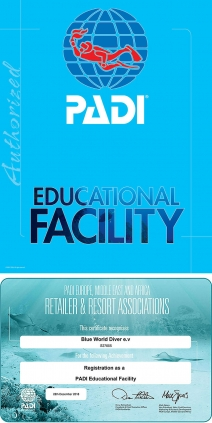 PADI Educational-Facility #27005